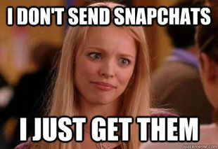Funny Memes For Snapchat : Gingham and sparkle snapchat its a love hate relationship