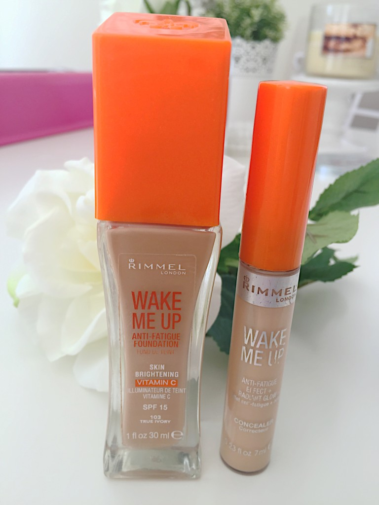 Rimmel-Wake Me Up-Foundation-Concealer-Make Up-Coverage-Budget buy-good-love-blog-beauty-gingham and sparkle-ireland-dubai