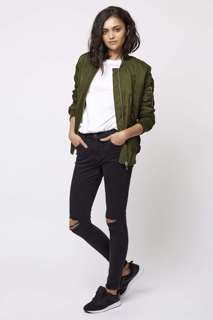 Topshop-bomber-jacket-green-army-military-shop-online-blog post-blogger-gingham and sparkle-dubai-ireland-fashion-style