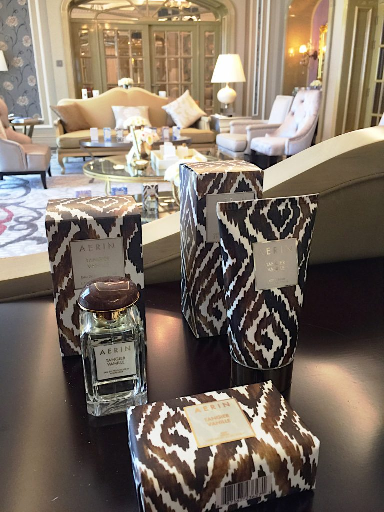 aerin-estee-lauder-perfume-fragrance-middle-east-dubai-launch-beautiful-american-style-elegant-timeless-heritage-tangier-vanille-smell-amazing-beauty-blogger-gingham-and-sparkle-colour-packaging-december-christmas-presents-shopping-beautiful-pretty-flowers-inspiration-lifestyle-brand