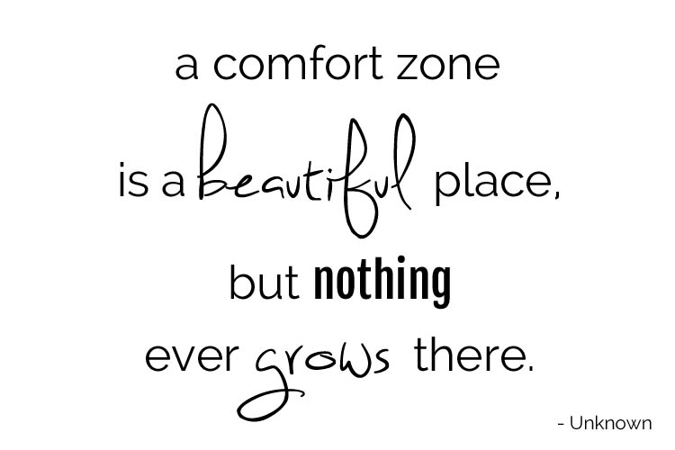 comfort-zone-quote-challenge-yourself-youtube-blogger-social-media-fashion-stylist-new-channel-beginning